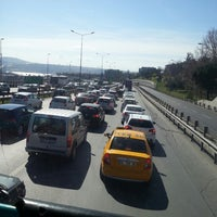 Photo taken at E-5 by Yeşim n. on 3/13/2013