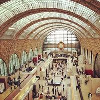 Foto tirada no(a) Museu de Orsay por Kenny Kim P. em 3/21/2013