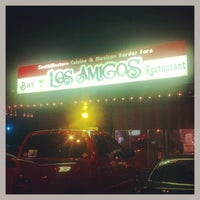 Photo taken at Los Amigos by Nick on 4/28/2013
