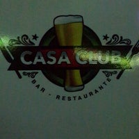 Photo taken at Casa Club by Juan José M. on 8/11/2013