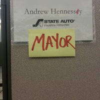 Photo taken at State Auto by Andrew H. on 5/24/2013
