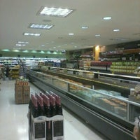 Photo taken at Supermercados Mambo by Cláudio C. on 1/3/2013