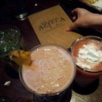 Photo taken at Plaza Azteca by Robin J. on 11/9/2012
