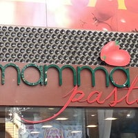 Photo taken at Mamma Pasta by Joice S. on 4/20/2013