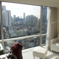 Photo taken at Pullman Bangkok Hotel G by Christian F. on 5/19/2013