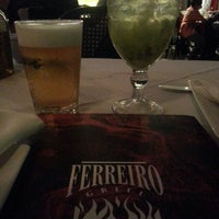 Photo taken at Ferreiro Grill by Jairo J. on 3/17/2013