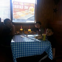 Photo taken at Dickey's Barbecue Pit by Lila S. on 3/17/2013