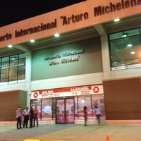 Photo taken at Aeropuerto Internacional Arturo Michelena (VLN) by Jose Angel on 3/16/2013