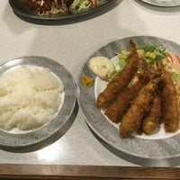 Photo taken at レストラン ハッスル by NOBU K. on 11/8/2017