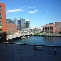 Photo taken at InterContinental Boston by Francisco on 5/17/2013