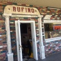 Photo taken at Rufino's Ristorante Italiano by Offbeat L.A. on 3/29/2017