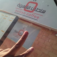 Photo taken at Sultan Coffee by Abo3zh م. on 6/26/2013