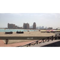 Photo taken at Al Yazwa Public Beach by Abo3zh م. on 2/20/2015