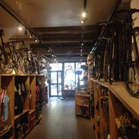 Photo taken at NYC Velo by Adam B. on 8/28/2016