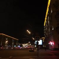 Photo taken at Садовая-Сухаревская улица by Nastya K. on 1/13/2016