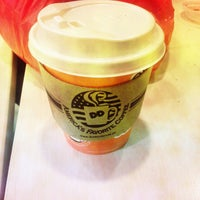 Photo taken at Dunkin' Donuts by Brent C. on 8/28/2013