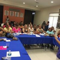 Photo taken at Comité Directivo Municipal del PAN San Pedro by Annia G. on 7/9/2016