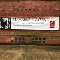 Photo taken at Saint Marks Episcopal Church by Carla C. on 5/11/2017