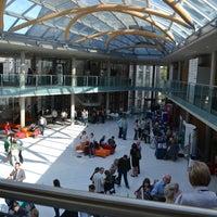 Photo taken at Nottingham Trent University by Fjara ♡. on 9/16/2012