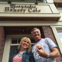 Photo taken at Tracycakes Bakery Café by Jonathan C. on 6/27/2014
