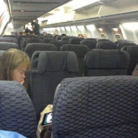 Photo taken at Gate C128 by Cary C. on 9/21/2012