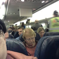 Photo taken at AA 541: BOS - DFW by Cary C. on 10/19/2012