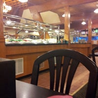Photo taken at Red Apple Buffet by Cary C. on 9/25/2012