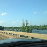 Photo taken at Coldwater River Bridge by Alison P. on 5/20/2013