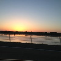 Photo taken at Coldwater River Bridge by Alison P. on 4/30/2013