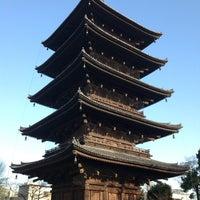 3/21/2013にYoshitsugu K.が東寺 (教王護国寺)で撮った写真