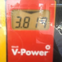 Photo taken at Shell by Leonard on 12/13/2012