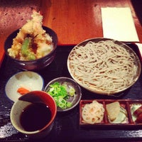 Photo taken at Sobaya by Ong A. on 3/17/2013