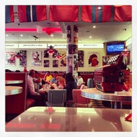 Photo taken at Советский Diner by Ivan Z. on 5/9/2013