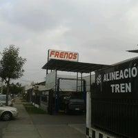 Photo taken at Frenos La Bandera by Camilo V. on 5/10/2013