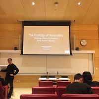 Photo taken at New School University Center by Dafna L. on 10/16/2017