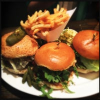 Photo taken at DBGB Kitchen and Bar by Washington Post on 9/19/2014