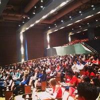 Photo taken at Tsai Performance Center by Jenny M. on 6/13/2013