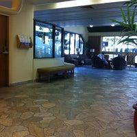 Photo taken at Ambassador Hotel Waikiki by Greg on 10/5/2012