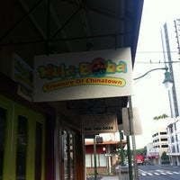 Photo taken at Hula Boba by Greg on 11/3/2012