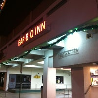 Photo taken at Bar-B-Q-Inn by Greg on 12/23/2012