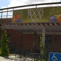 Photo taken at St. Peter Food Co-op & Deli by Stephanie S. on 6/2/2014