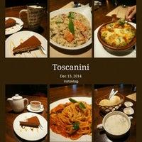 Photo taken at Toscanini Italian Restaurant 托斯卡尼尼 by HanHan L. on 12/13/2014