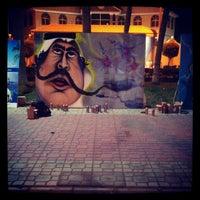 Photo taken at (الممشى (شارع فيصل بن فهد by Wadee3 D. on 1/20/2013