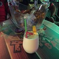 Photo taken at Tiki bar by Daniela G. on 3/29/2016