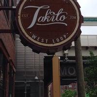Foto tomada en Bar Takito por Chandon C. el 5/16/2015