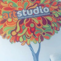 Photo taken at artstudio by Bardha A. on 11/10/2015