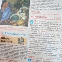 Photo taken at Paróquia Nossa Senhora da Conceição by Glauber L. on 6/24/2018