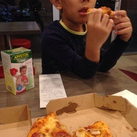 Photo taken at Domino's Pizza by shahriladnan . on 2/19/2018