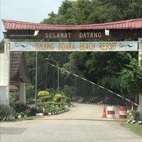 Photo taken at Tanjung Bidara Beach Resort by yanti a. on 2/10/2017