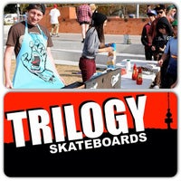 Photo taken at Belconnen Skate Park by Trilogy on 3/31/2013
